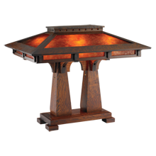 South Haven Double Table Lamp