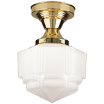 Hollywood Small Semi-Flush Mount