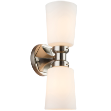 Canfield Double Sconce