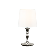 Oberlin Accent Lamp - Polished Nickel