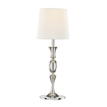 Oberlin Table Lamp - Polished Nickel