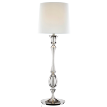 Oberlin Buffet Lamp - Polished Nickel