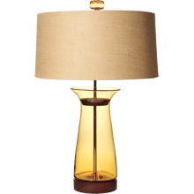 Wheat Flare Table Lamp