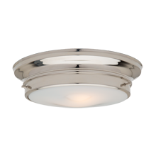 Eastmoreland LED Flush Mount -10 in.
