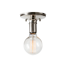 Eastmoreland Bare Bulb Semi-Flush