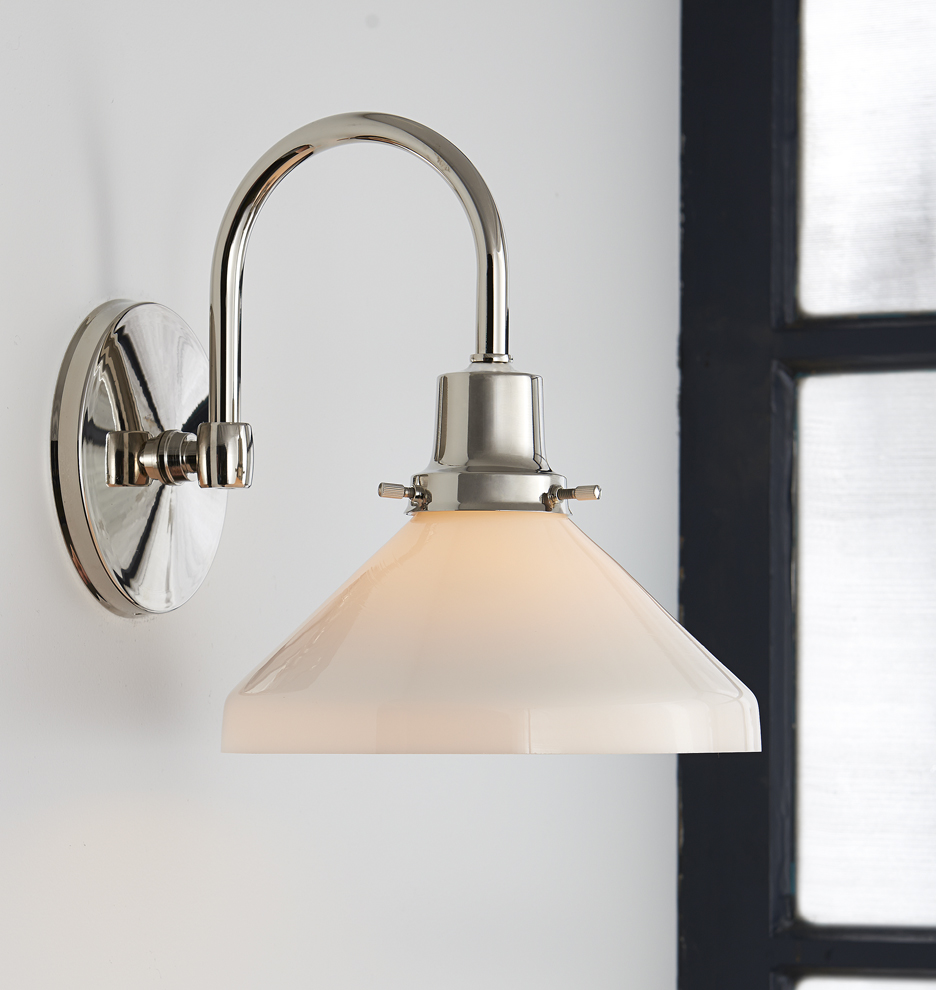 Items Similar To Wall Sconce Lighting: Eastmoreland Arched Sconce