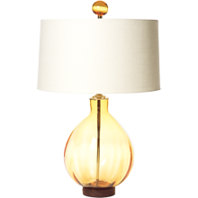 Wheat Round Table Lamp