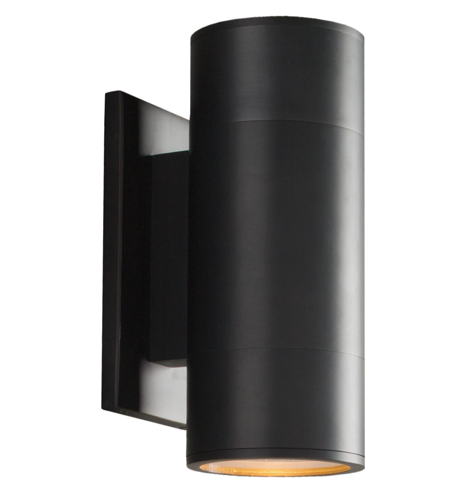 Thorburn wide wall sconce rejuvenation - Cylindrical wall sconce ...