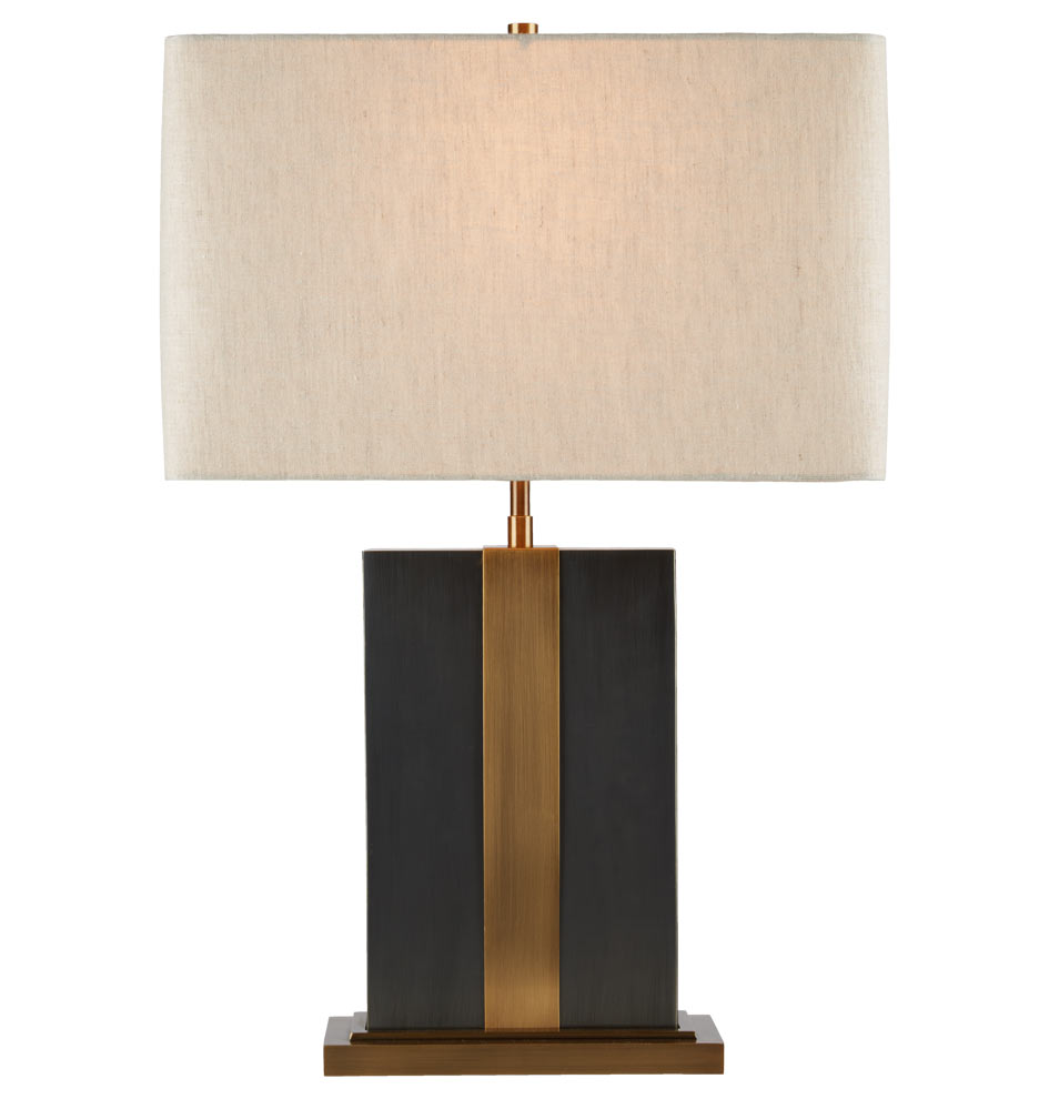 Monolithic Table Lamp