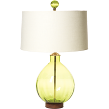 Olive Round Table Lamp