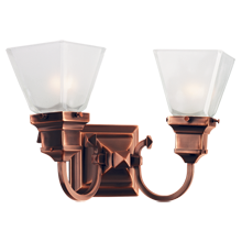 Weston Double Sconce