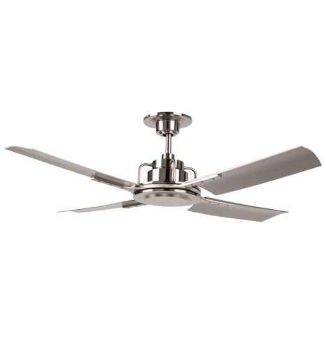 Peregrine industrial ceiling fan no light 4 blade Ceiling fans no light