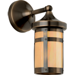 Columbia Large Single Sconce
