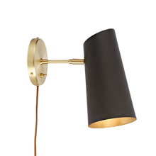 Cypress Small Sconce Plug-In