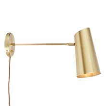 Cypress Long Sconce Plug-In