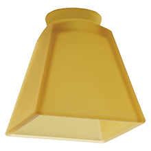 Mission Amber Pyramid Shade