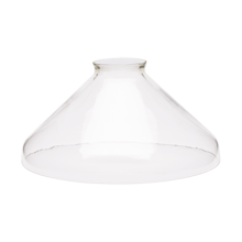 Clear Contemporary Cone Shade