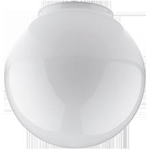 18in. Opal Globe Shade