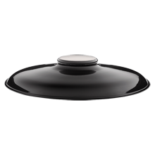 20in. Shallow Dome - Gloss Black