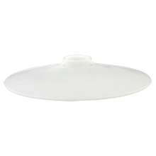 11in. Opal Flat Glass Reflector Shade