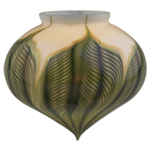 Magnolia Teardrop Feather Shade
