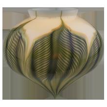 Magnolia Teardrop Feather Shade