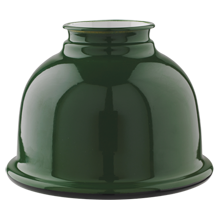 5in. Metal Dome Shade - Gloss Green