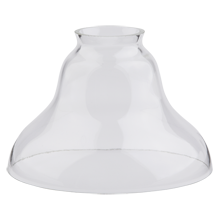 7in.Clear Bell Shade