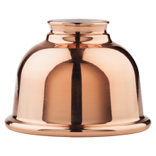 5in. Copper Dome Shade