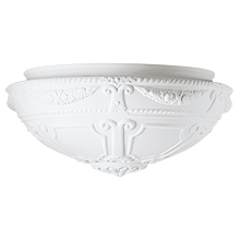Colonial 12in. Bowl Shade