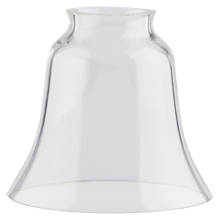 5in. Clear Bell Shade