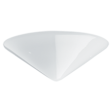 Streamline 15in. Bead-Chain Opal Cone Shade