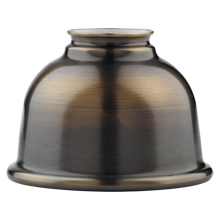 5in. Metal Dome - Burnished Antique