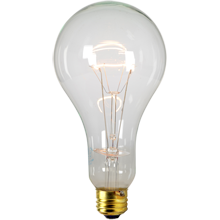 300W PS30 Clear Bulb
