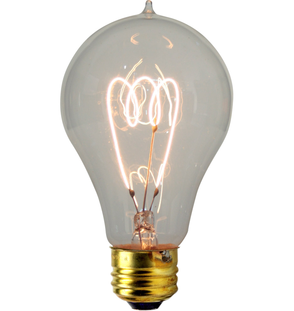 30W Long Tungsten Filament Bulb | Rejuvenation:70W Carbon Filament Bulb,Lighting