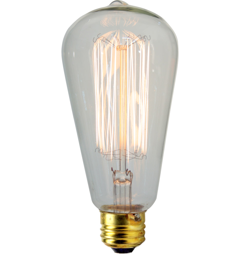 30w squirrel cage tungsten filament bulb rejuvenation Tungsten light bulbs