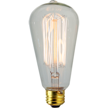 30W Squirrel-cage Bulb