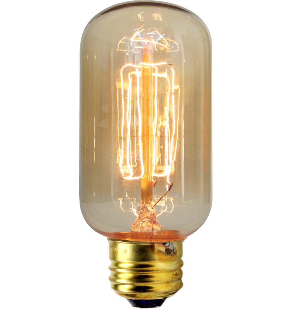 30w radio style small tungsten filament bulb rejuvenation Light bulb lamps