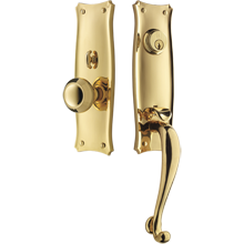 Templeton Exterior Mortise Door Set