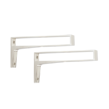 Small Strap Shelf Bracket