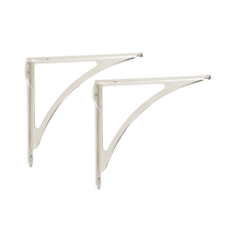 Small Arched Shelf Bracket