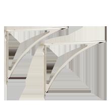 Large Arched Shelf Bracket