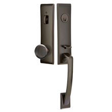 Artemis Mortise Lockset with Providence Knob