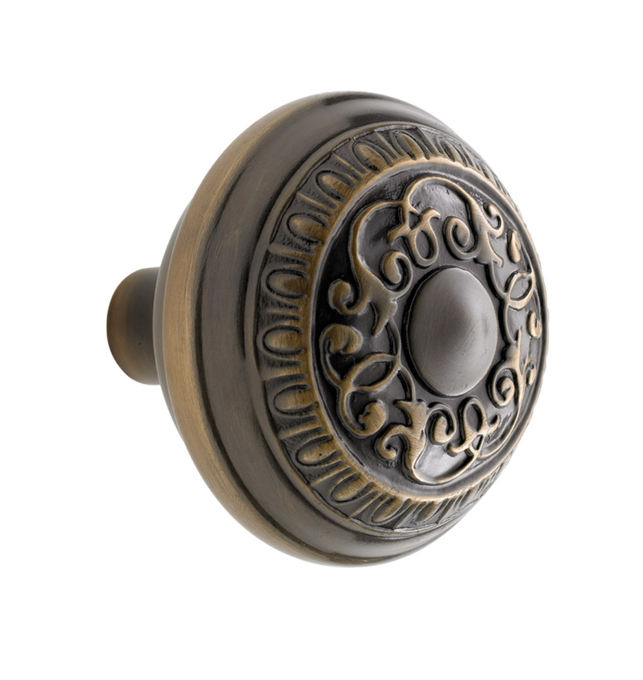 Beaux Arts Door Knob Rejuvenation