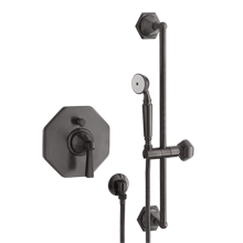 Canfield Pressure Balanced Shower Set With Handheld