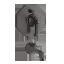 Canfield Pressure Balanced Tub Shower Set