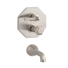 Canfield Thermostatic Tub Shower Set