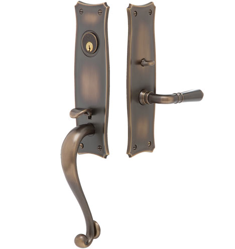 Payne Exterior Mortise Lock Door Set Rejuvenation
