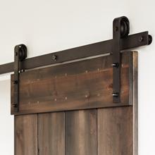 6' Barn Door Track Kit