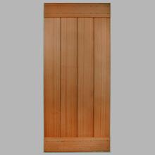 """36"""" Cedar Plank Door Kit"""